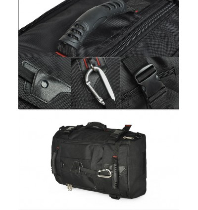 Korean Multipurpose Large Capacity Travel Gym Bag