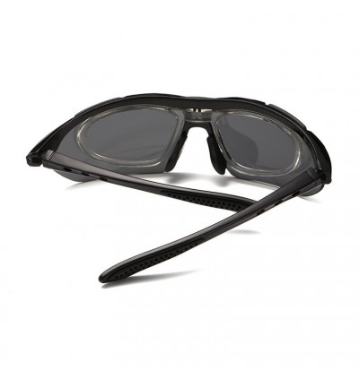 5 Interchange Lenses Cycling Sunglasses