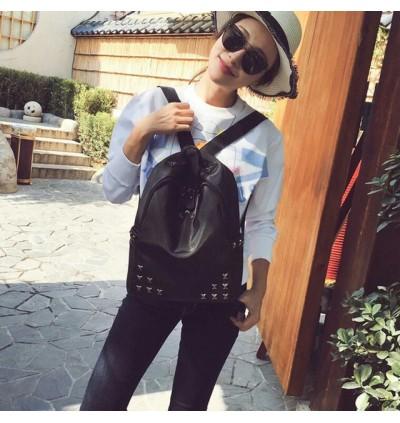 Korean Drama Stylish Ladies Backpack