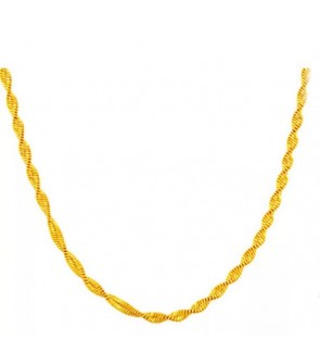 Emas Korea 24k Gold Plated Necklace with Pouch