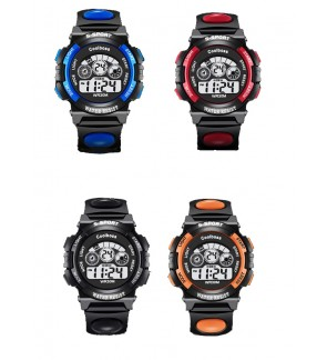 Men´s Smartech Digital Sports Watches. 4 Designs Available