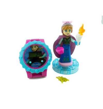 Kids Minifigure Digital Watch with Adjustable Strap