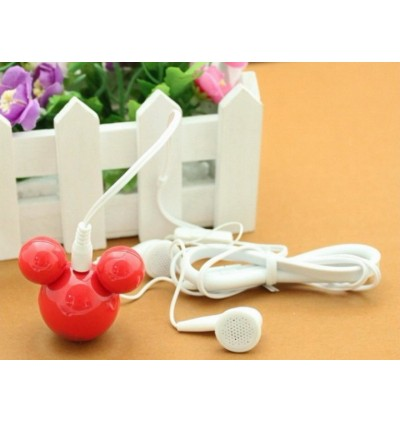 Cute MP3 Player with Free Earphone