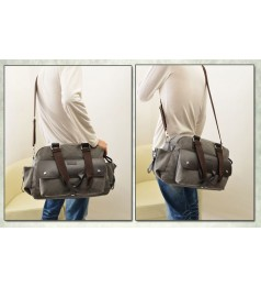 Trendy Canvas Multipurpose Men Bag