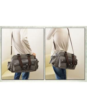 Trendy Canvas Multipurpose Men Bag