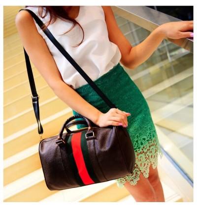 Ladies Hand Carry / Sling Barrel Bag