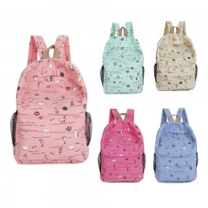 Korean Ladies LightWeight Casual Backpack