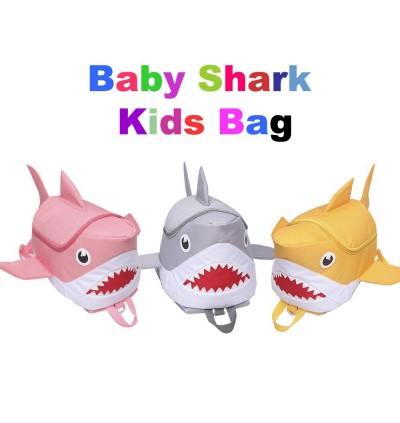Baby Shark Anti lost Toddler or Kids School Bag