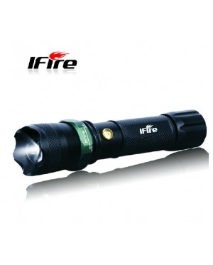 UltraBright LED Torchlight Long Range Rechargeable Battery