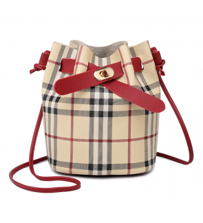 Ladies Mini Bucket Sling Bag