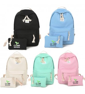 TonyaMall 2 in 1 Ladies Backpack Set
