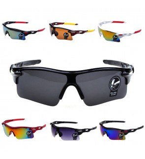 Tonyamall Stylish Biker Sports Sunglasses