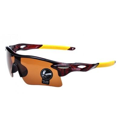 Tonyamall Stylish Biker Sports Sunglasses