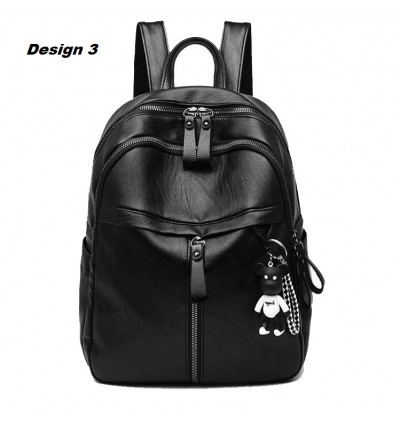 TonyaMall V2 Backpack ALL Black Series