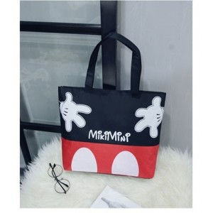 TonyaMall Simple Shopping Tote Bag