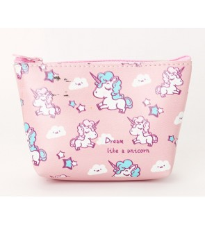 TonyaMall Unicorn Makeup Pouch