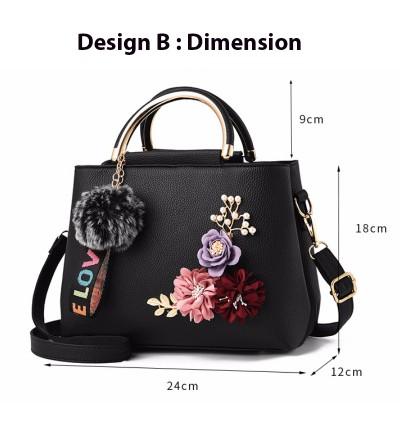 TonyaMall Women Handbag / Sling Bag Series