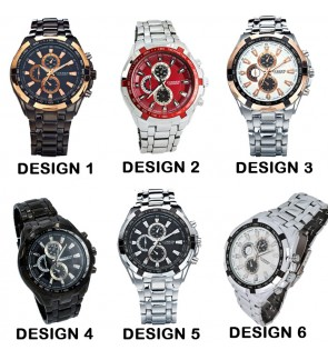 TonyaMall Stainless Steel Corporate Watches
