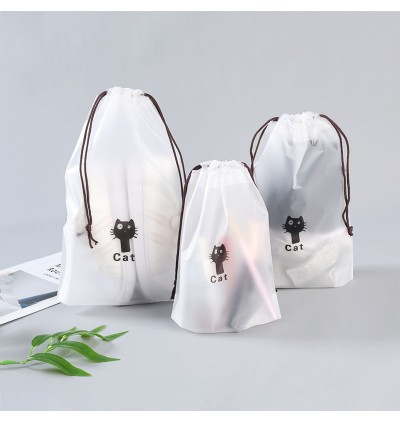 3 Pcs Set Waterproof Storage Bag/ Travel Organizer/Cosmetic Pouch