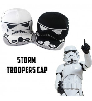 Starwars Stormtroopers Fashion Cap