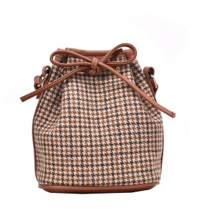 TonyaMall Timeless Women Bucket Sling Bag