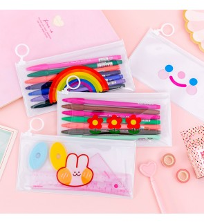Korean Style Cute PVC pencil case