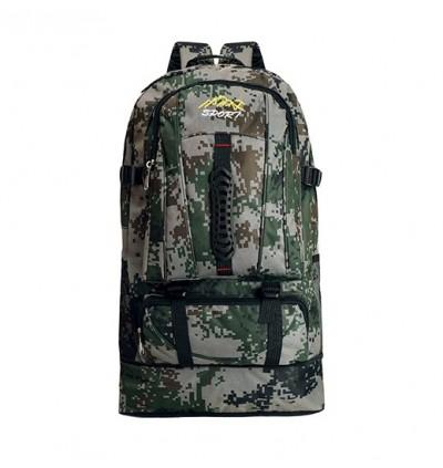 TonyaMall Outdoor Hiking Expandable Sports Backpack