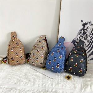 TonyaMall Mickey Series Small Chest Bag