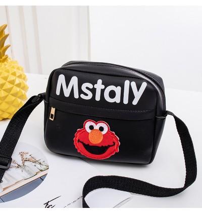 TonyaMall Cute Monster Ladies Sling Bag