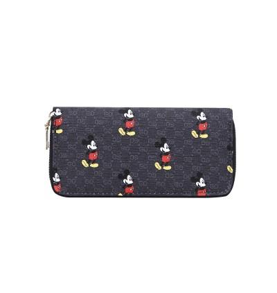 TonyaMall Mickey Series Women Purse / Wallet