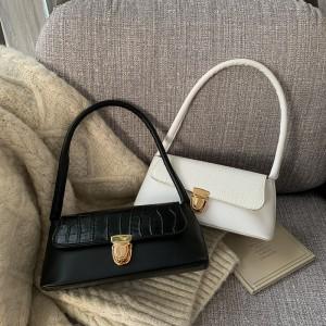 TonyaMall OL Style Baguette Bag