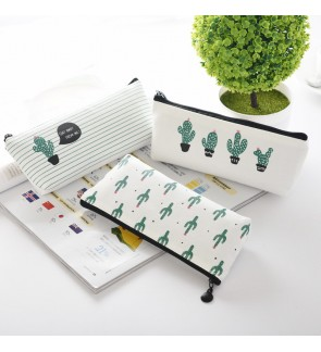 TonyaMall Cactus Pencil Case