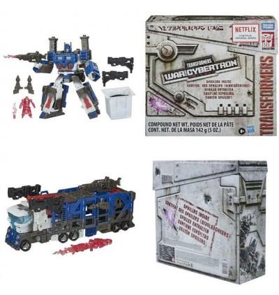 Transformers War for Cybertron Series Ultra Magnus Spoiler Pack