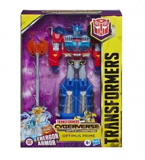 Hasbro Transformers Cyberverse Ultimate Class Optimus Prime Action Figure