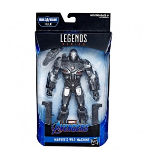 HASBRO Marvel Legends Series Avengers: Endgame Marvel's War Machine 6-Inch Action Figure