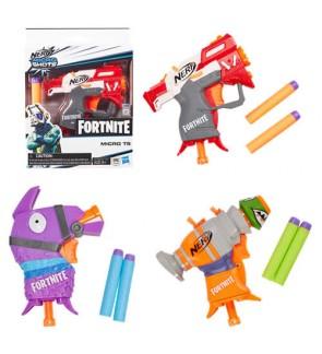 Hasbro Nerf Microshots Fortnite Micro TS Micro RL Llama