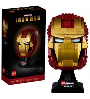LEGO Iron man Helmet 76165