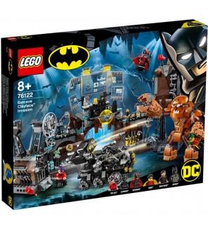 LEGO DC Super Heroes Batman Batcave Clayface Invasion 76122