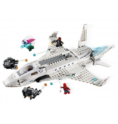 LEGO Marvel Super Heroes Stark Jet and the Drone Attack 76130