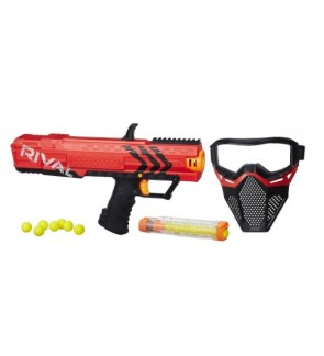 HASBRO Nerf Rival Apollo XV-700 and Face Mask - Red