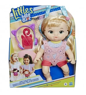 Hasbro Baby Alive, Carry 'N Go Squad - Blond Hair