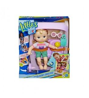Hasbro Baby Alive Littles Push N Kick Stroller Pretend Play Girls Cute Dolls
