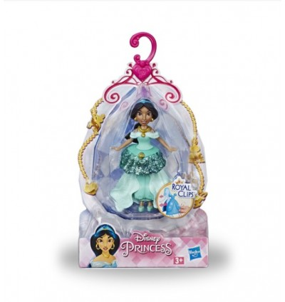 Hasbro Disney Princess Small Doll - Rapunzel Snow White Jasmine Tiana Cinderella Merida