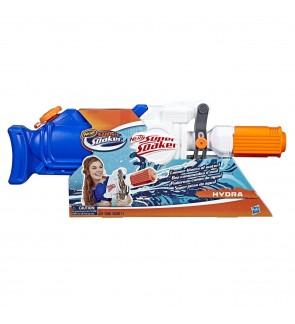 Hasbro Nerf Super Soaker Hydra Fun Water Blaster