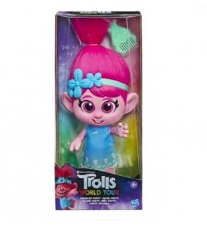 HASBRO Trolls World Tour Toddler Poppy Dreamworks