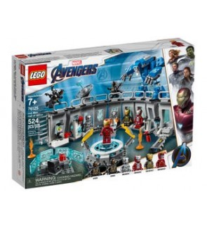 LEGO 76125 Super Heroes Iron Man Hall Of Armor
