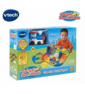 VTech GoGoSmartWheels Train Playset Motorized Train Vehicle Toys