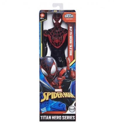 Hasbro Spider-Man Figurine Team Titan Web Warriors Spider-Girl Scarlet Spider and Friends