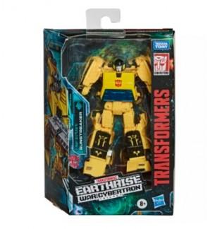 Hasbro Transformers Generations War for Cybertron Deluxe WFC-E36 Sunstreaker
