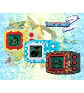 Bandai Digimon Digivice Pendulum Z II Wind Guardians Metal Empire Vi Busters Designs Ready Stock Original Set